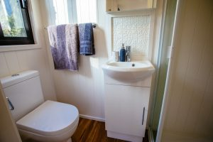 Independent Series 4800DL Tiny Home Bathroom