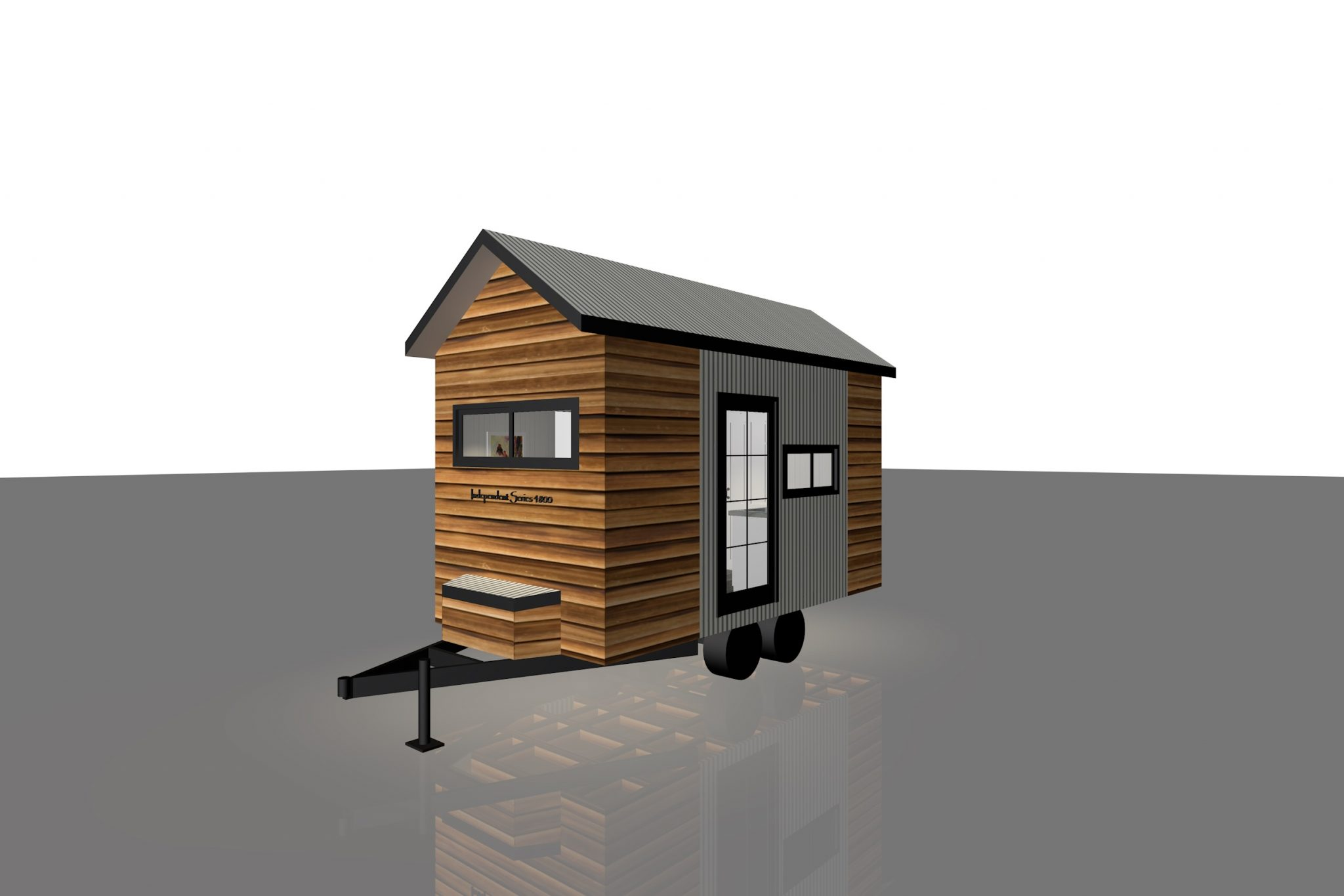 Independent series 4800dl eco homes builders designer for Eco house builders
