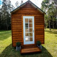 Studio Series 3600 Tiny House Front View close