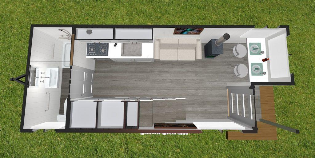 Custom Small House Design