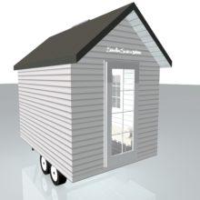 Studio Series 3600 Tiny House Exterior