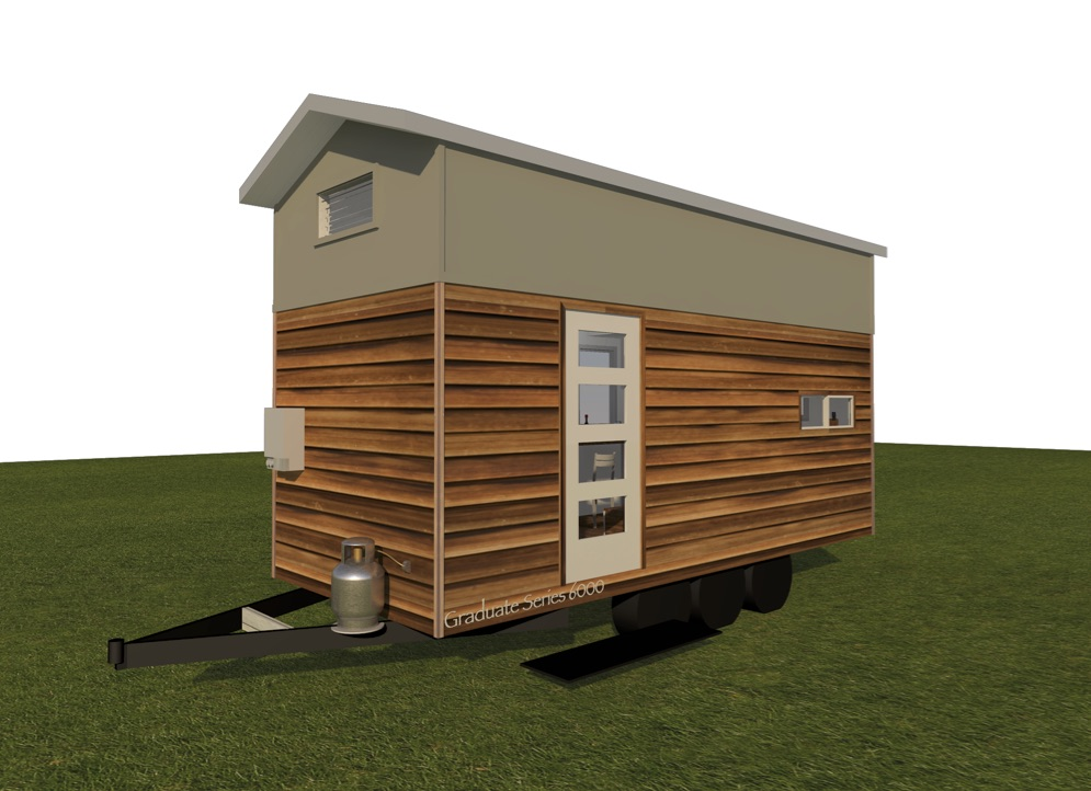 Graduate Series 6000DL Tiny House Base