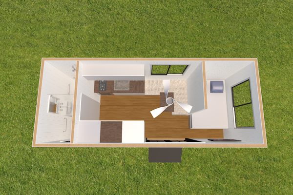 Graduate Series 6000 NL floor plan