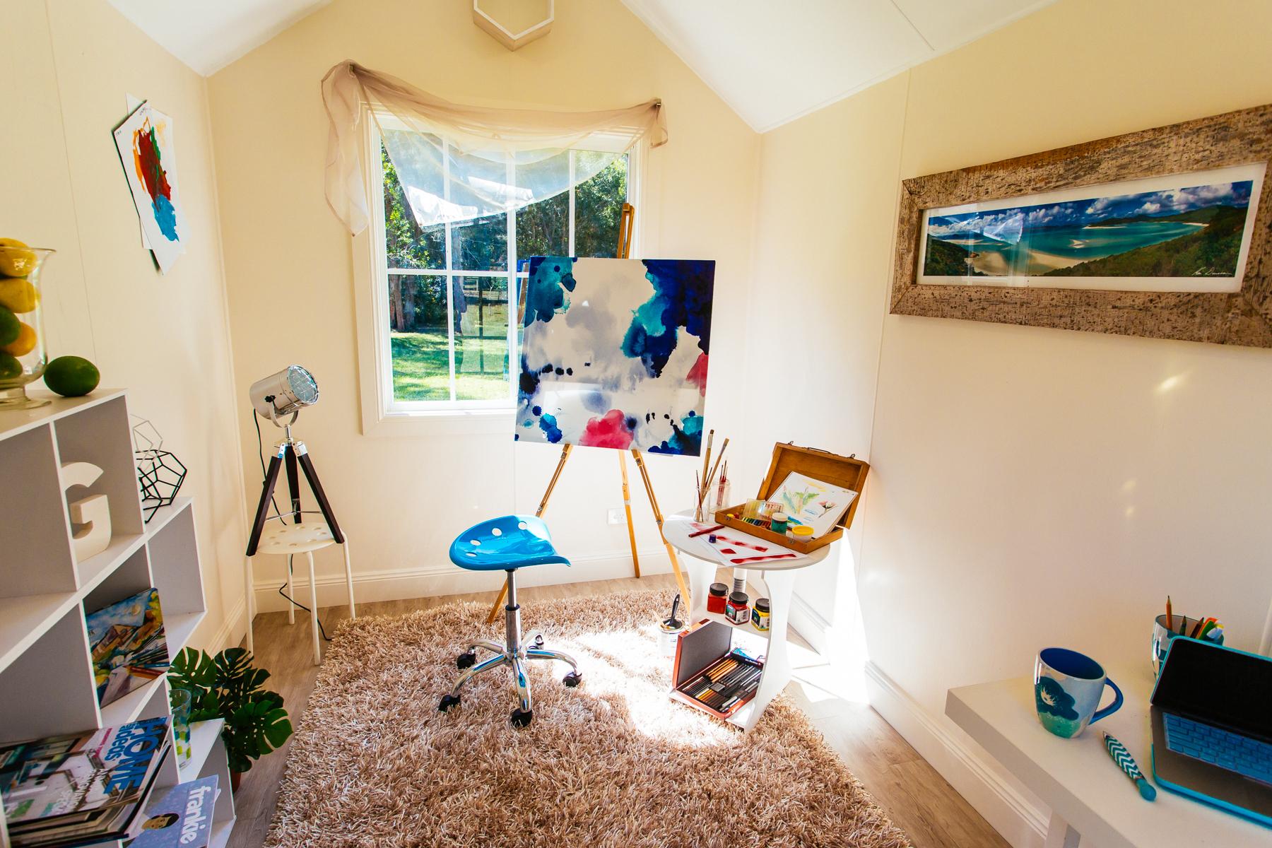 Studio Series 3600 Tiny House Interior