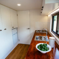 Independent Series 4800DL Tiny Home Kitchen