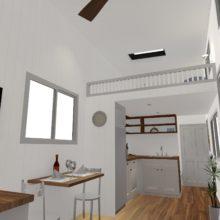 Lifestyle Series 7200DL with Custom Designed Interior
