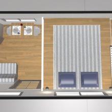 Lifestyle Series 7200DL Loft Plan
