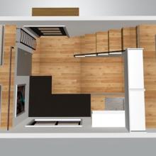 Lifestyle Series 7200dl Colour Floor Plan Loft