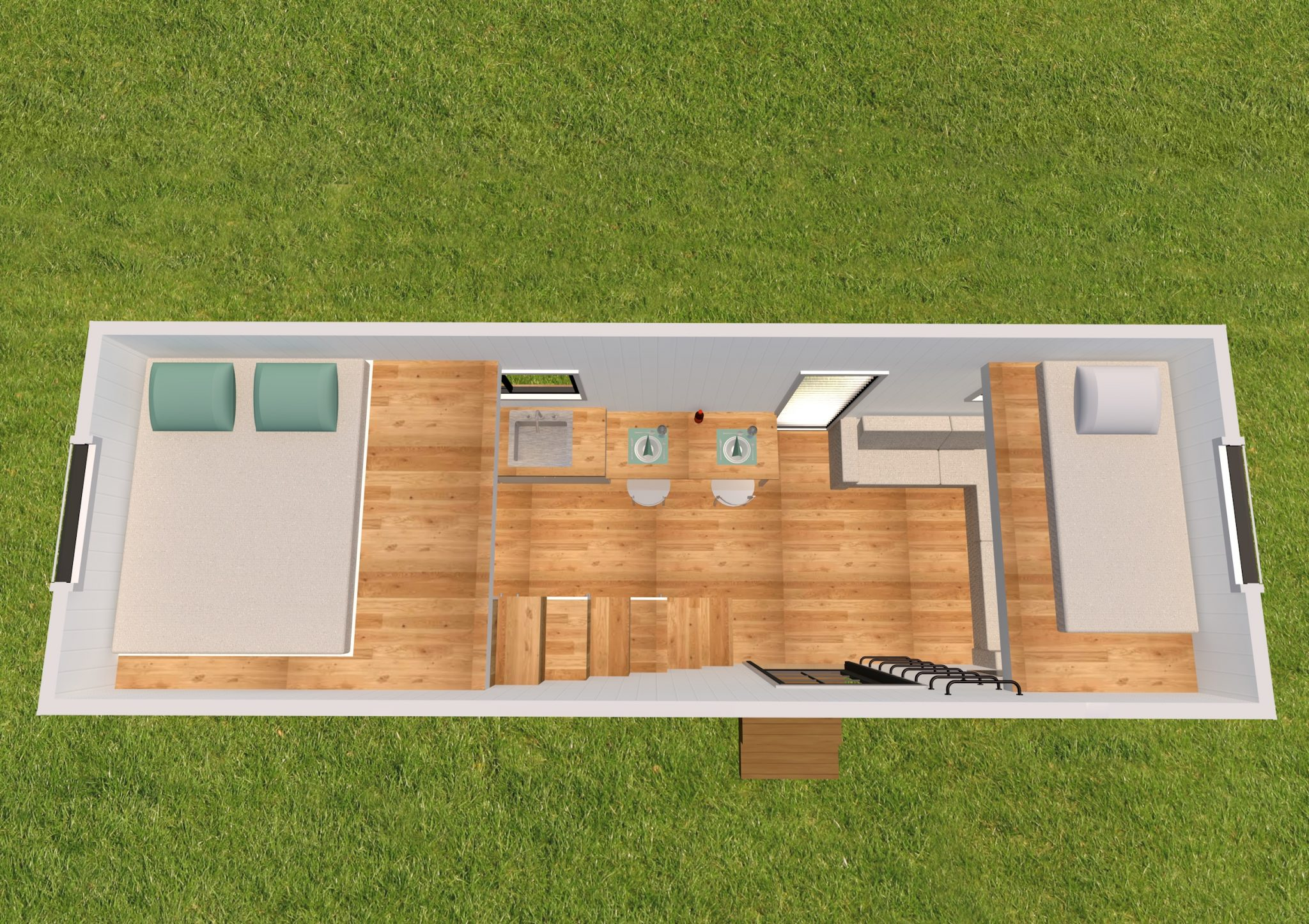 Lifestyle Series 7200DL Base Model Loft