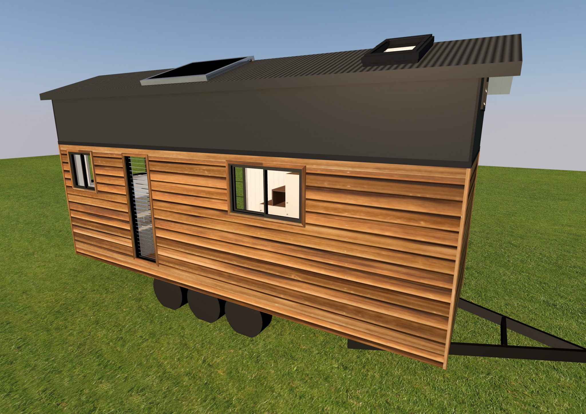 Lifestyle Series 7200DL Base Model exterior view