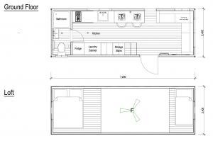 Lifestyle Series 7200DL Floor Plan
