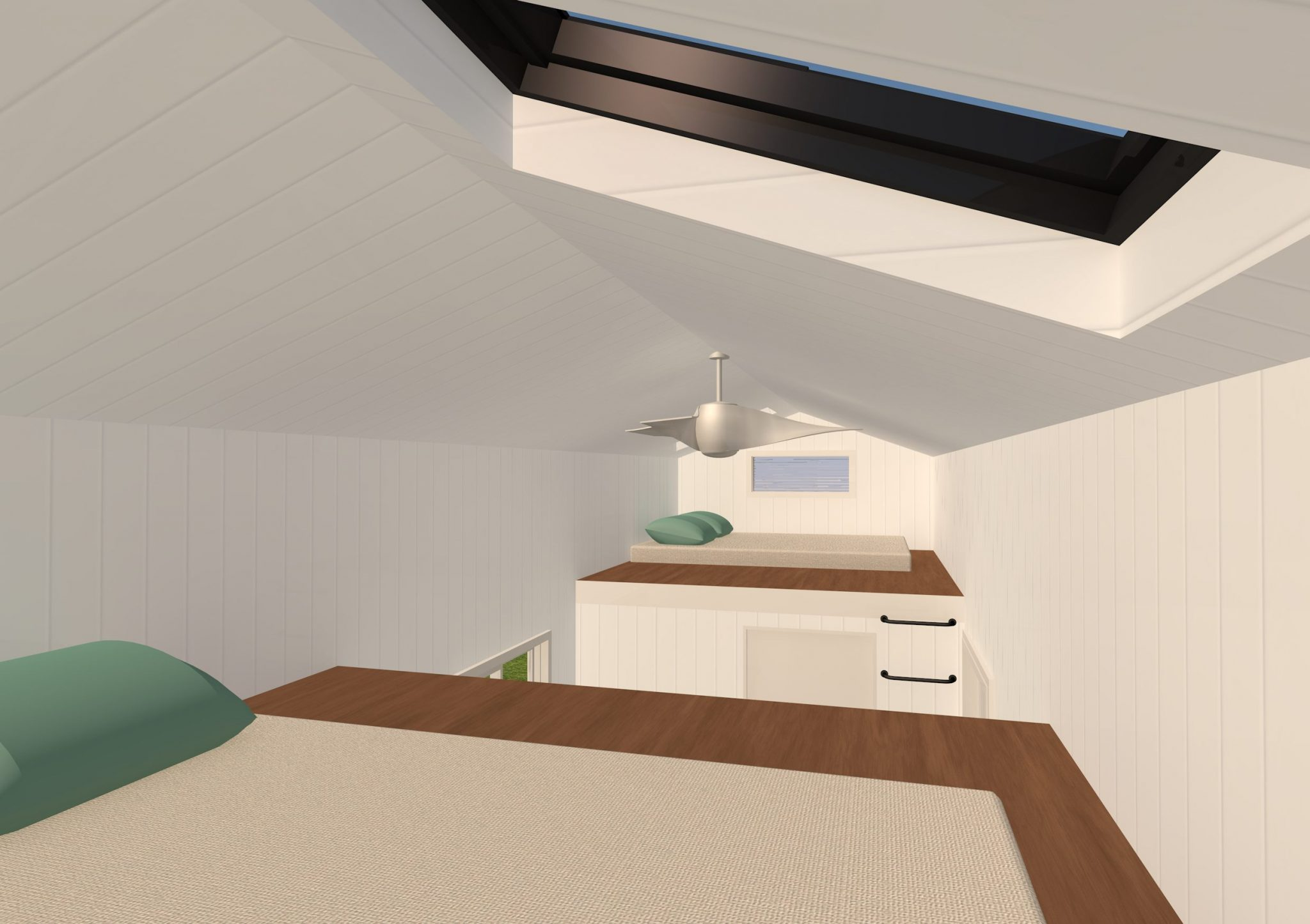 Lifestyle Series 7200GB Interior Loft