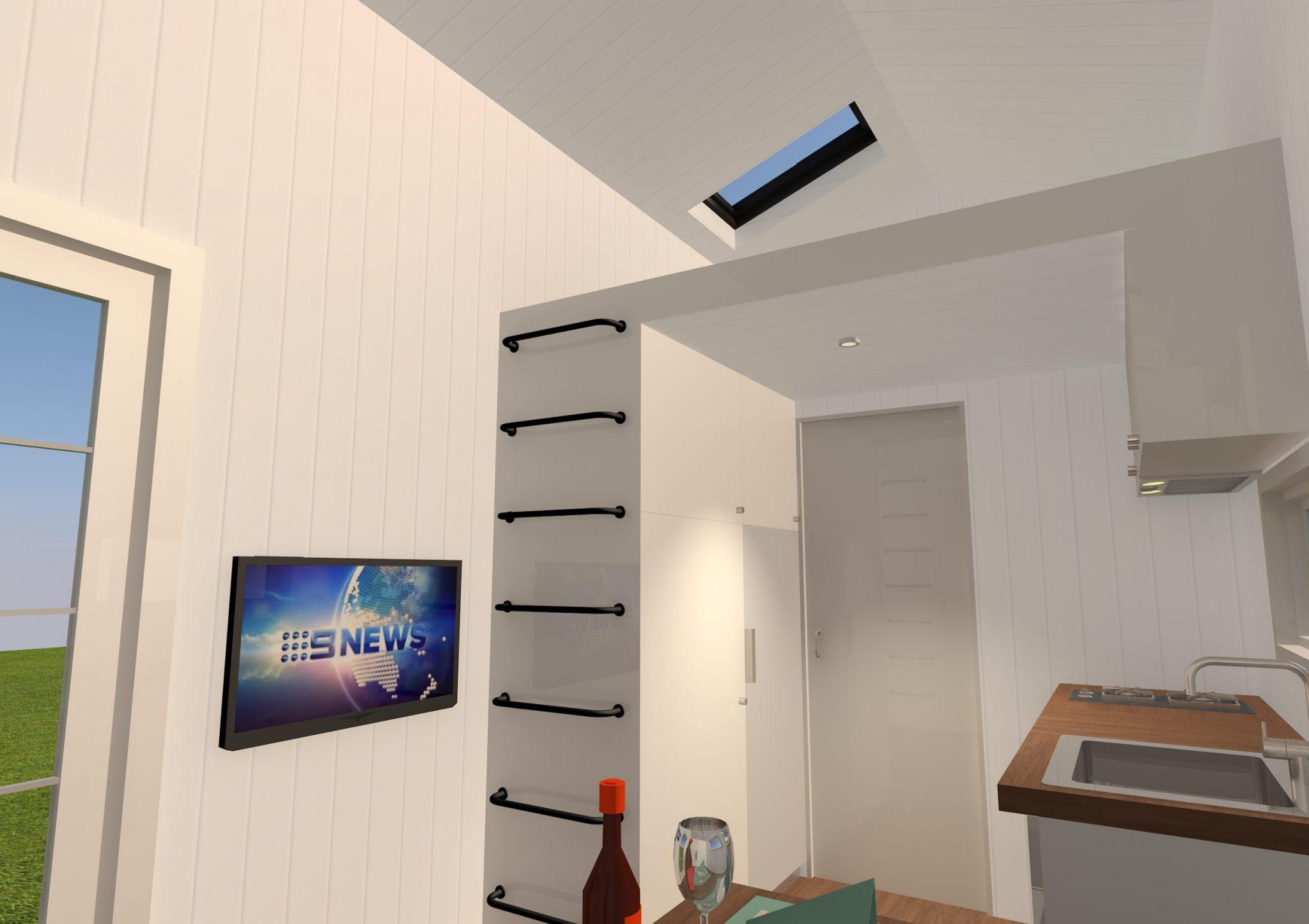 Lifestyle Series 7200GB Interior