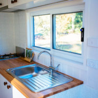 Graduate Series 6000DLS Tiny House Kitchen