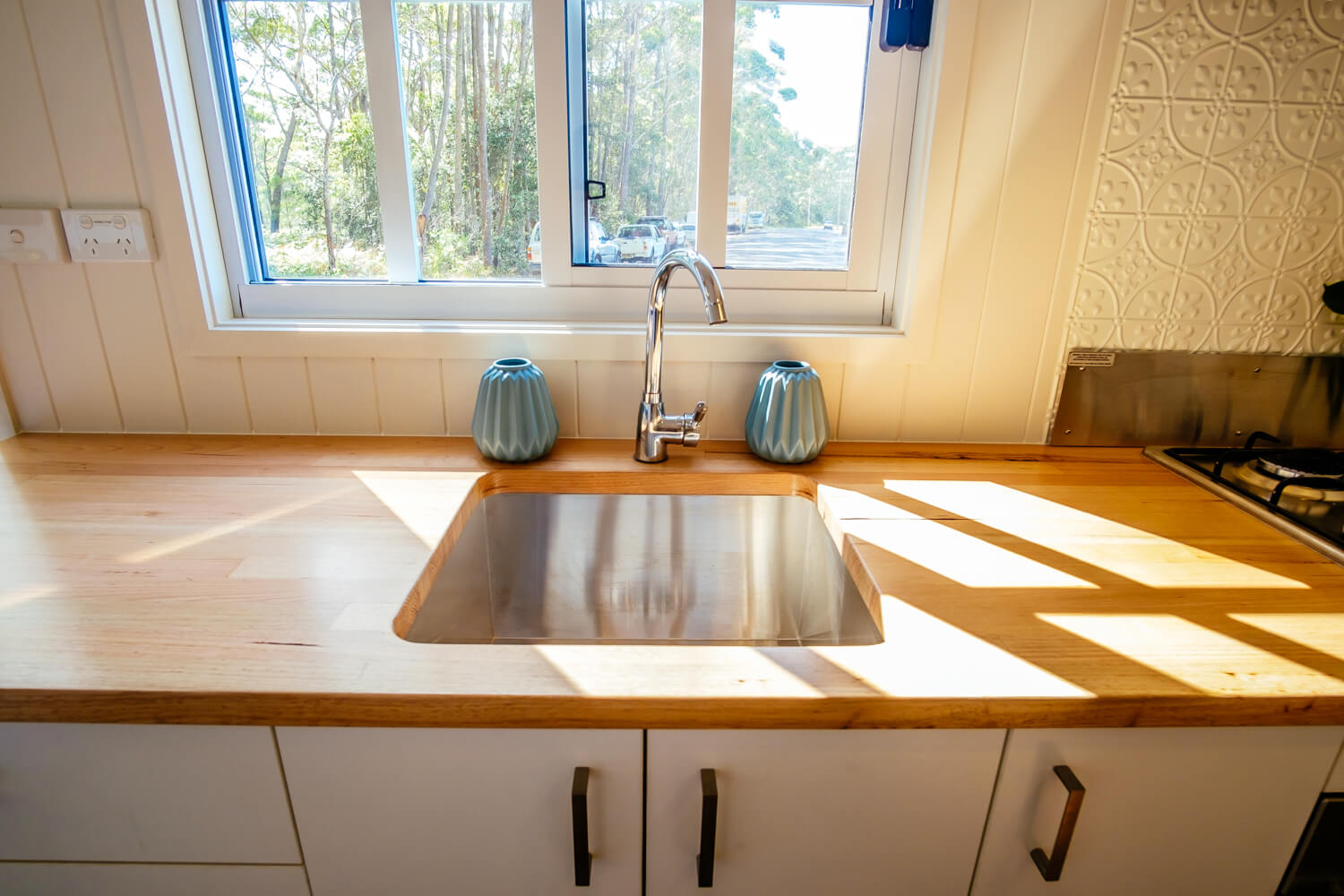 Lifestyle Series 7200SLC Tiny Home Sink