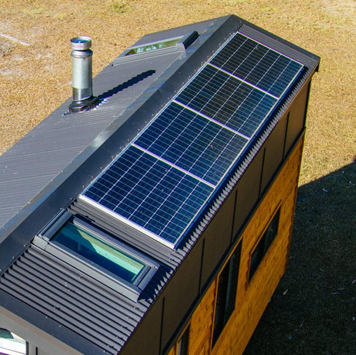Solar Eco Tiny Home