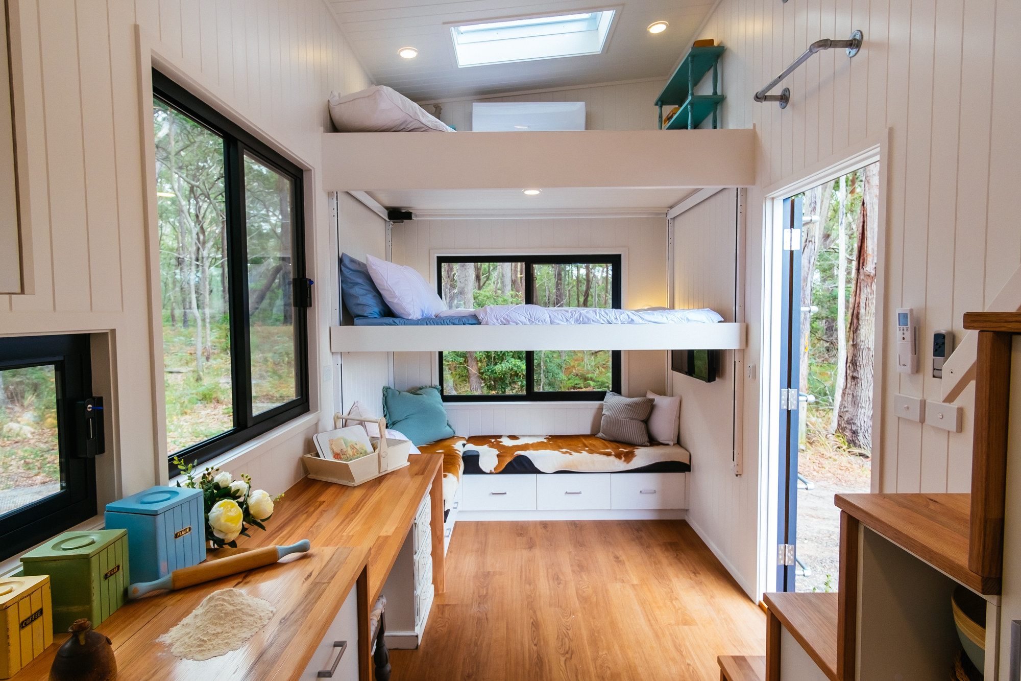 Tiny House - Graduate Series 6000DLS | Designer ECO Tiny Homes
